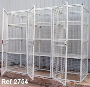 Server Cage
