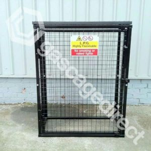 Gas Cylinder Cage GC14