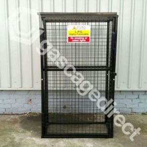 Gas Cylinder Cage GC15