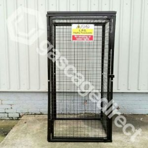 Gas Cylinder Cage GC20