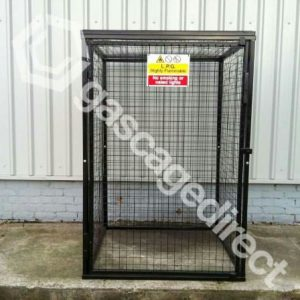 Gas Cylinder Cage GC30