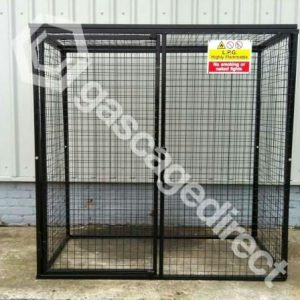 Gas Cylinder Cage GC35