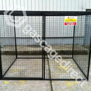 Gas Cylinder Cage GC55