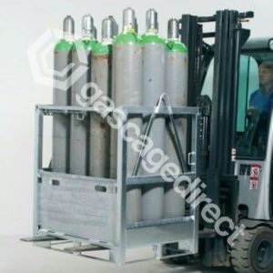 Universal Gas Cylinder Pallets