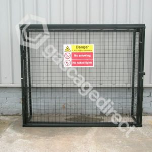 Gas Cylinder Cage GC22