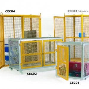 Liftable Cranage Eye Cage CEC01