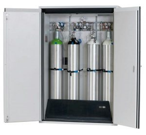 90 Minute - 4 Cylinder - Fire Cabinet - Extra Wide