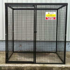 Gas Cylinder Cage GC40