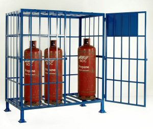 Static Gas Storage Units