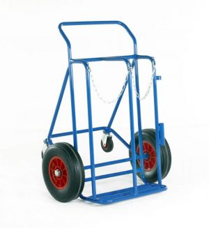 Welders Trolley - 4 Wheels