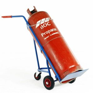 Propane Cylinder Trolley - 3 Wheels