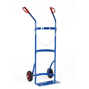 Propane Cylinder Trolley - 2 Wheels