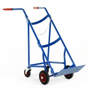 Propane Cylinder Trolley - 4 Wheels