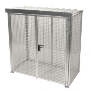 HSGC-M1 High Security Gas Cage - 32 Cylinders