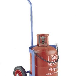 Gas Bottle Trolley - 11KG BOC Propane