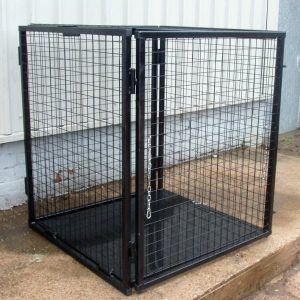 Gas Cylinder Cage: Optional Base