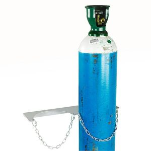 Stainless Steel Gas Cylinder Wall Rack