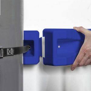Cambuckle Wall Bracket - Polyethylene (New Design)