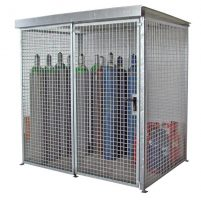 Outdoor High Security Cages