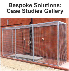bespoke solutions: case studies gallery
